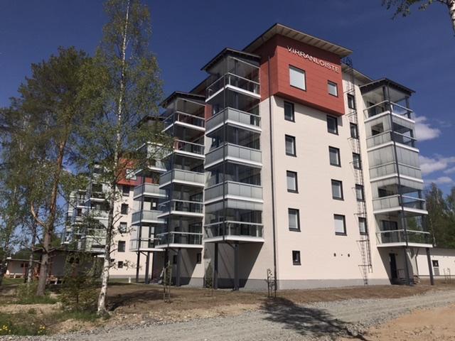 Uusi KT-asunto 2h+k+s=51 m²
