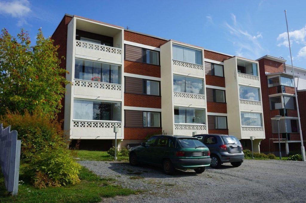 KERROSTALOSSA 1h+kk=28,5 m²