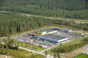 Liikekiinteistö 5 093 krs-m²